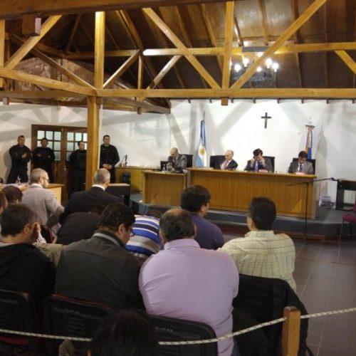 Comenzaron este lunes los alegatos en el juicio a sindicalistas