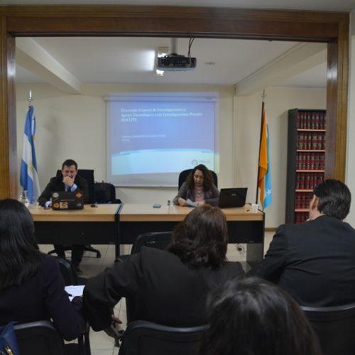 Fiscales federales brindaron conferencia en Ushuaia