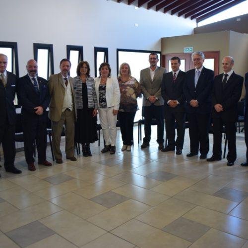 Integrantes del Superior Tribunal de Justicia se reunieron con jueces de Río Grande
