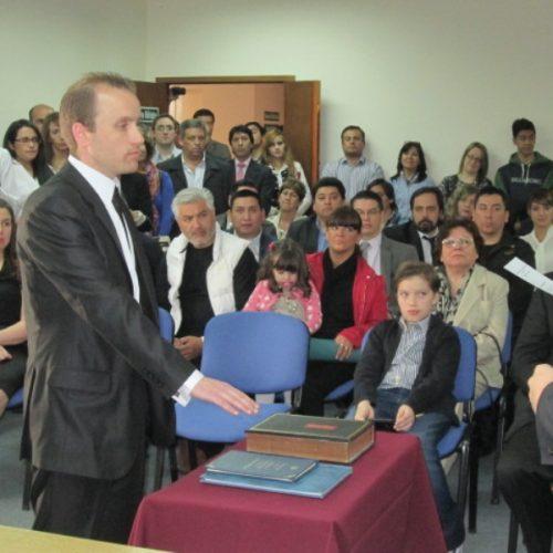 Designaron al Doctor Tepedino como Agente Fiscal Interino del Distrito Judicial Norte
