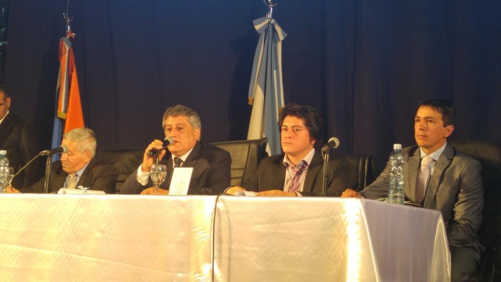 Queno, Muñoz y secretarios