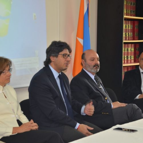 El Ministro de Justicia de la Nación brindó conferencia sobre proyecto de reforma del Código Procesal y Penal
