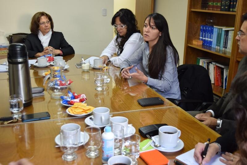 Encuentro con Secretaría de la Mujer sobre violencia de género  (3)