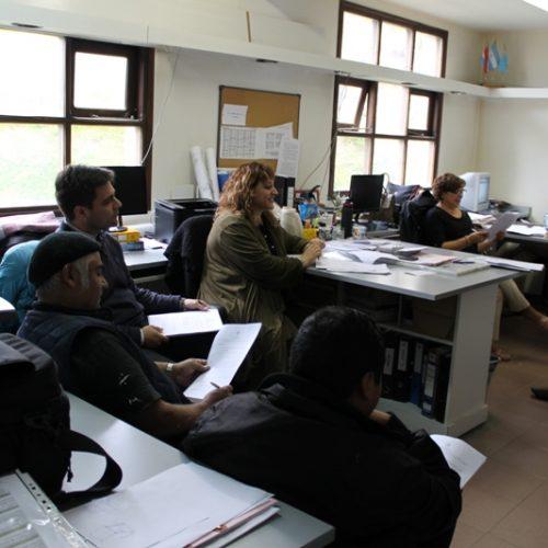 El equipo de Planificación Estratégica Consensuada reanudó reuniones con unidades funcionales