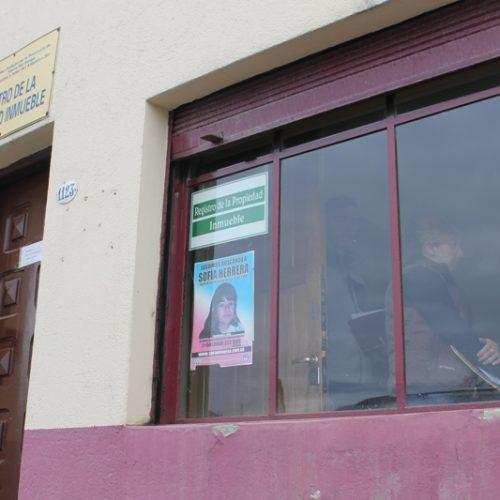 Oficinas del Registro de la Propiedad Inmueble de Ushuaia permanecerán cerradas