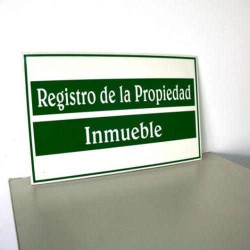 Oficinas del Registro de la Propiedad Inmueble funcionarán en Kayen 171