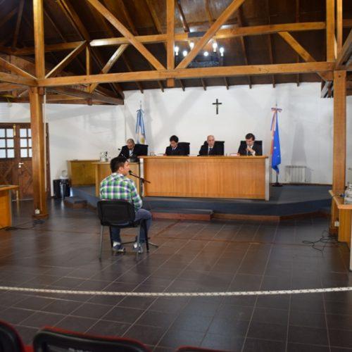 Inició juicio en Ushuaia sobre robo agravado