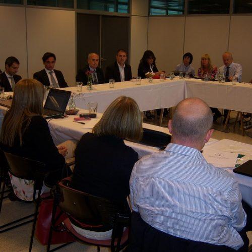 Poder Judicial de Tierra del Fuego participó de encuentro anual de áreas de informática