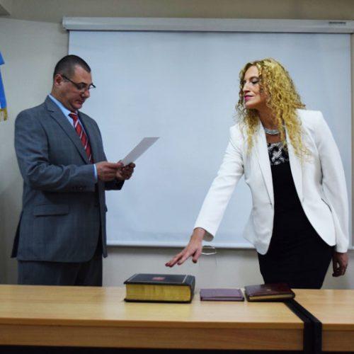 La Doctora Rossi asumió como Prosecretaria de Civil y Comercial N° 1 del Distrito Judicial Sur