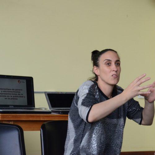 """El Poder Judicial participó en Ushuaia del taller """"Los estereotipos de la mujer"""""""