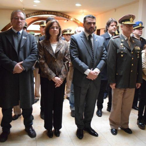 El Superior Tribunal de Justicia participó de ceremonia por nuevo el Aniversario del Escuadrón 44 Ushuaia