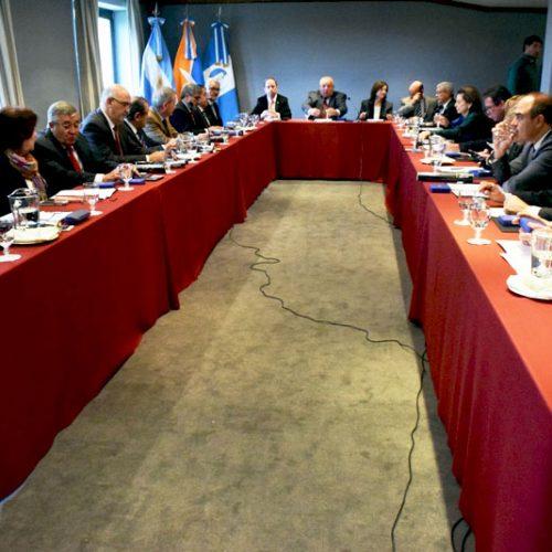 Ushuaia fue sede del encuentro de la Comisión Directiva de la JuFeJus