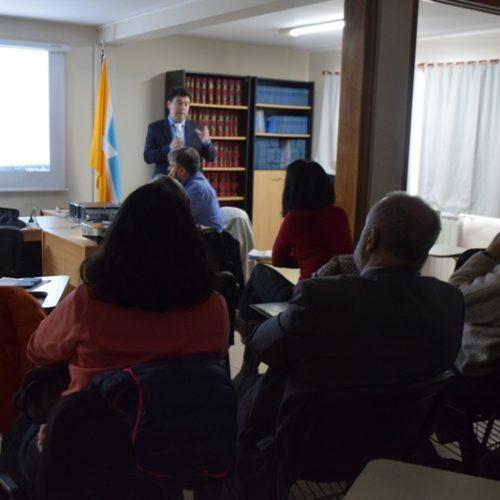 Abogados de Ushuaia se capacitaron en el uso de nuevas herramientas informáticas