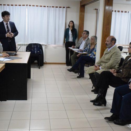 La Dirección de Informática presentó dos novedosas herramientas al Colegio de Abogados de Ushuaia