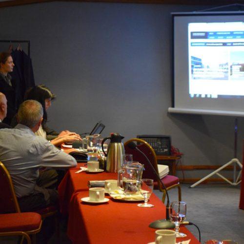 La Dirección de Informática y Comunicaciones diseñó el nuevo sitio web del Foro Patagónico