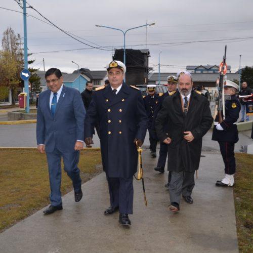 El Superior Tribunal de Justicia presente en la conmemoración del 202 aniversario del Día de la Armada
