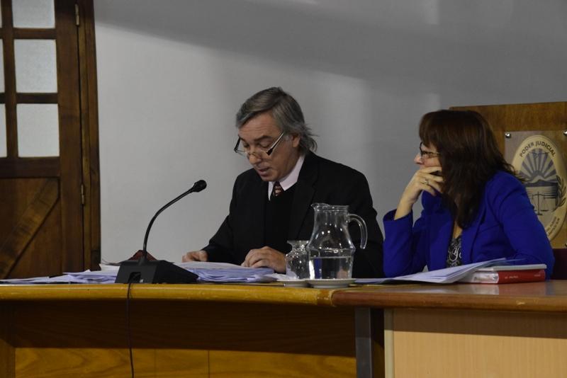 Fiscal Fernando Ballester Bidau