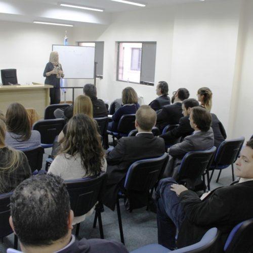 """Presentaron al Poder Judicial de Tierra del Fuego el """"Programa Nacional de Ciencia y Justicia del CONICET"""""""