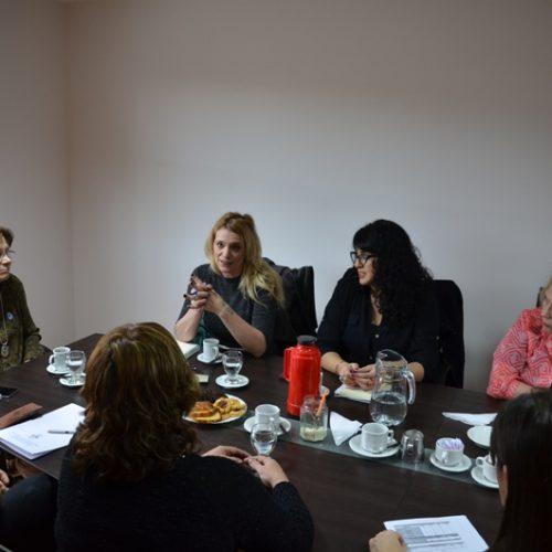 El Superior Tribunal de Justicia explicó a periodistas con visión de género su política en la materia