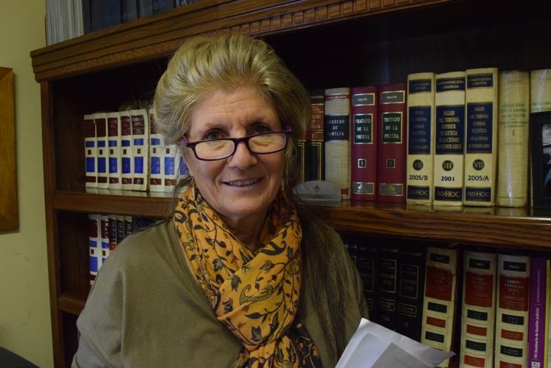 Silvia Vecchi, Directora de la DIAT (1)