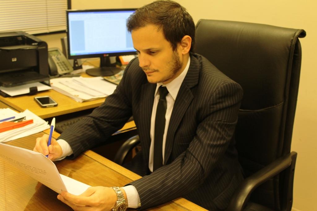 Andrés Leonelli (Juez interino Instrucción 2 DJN