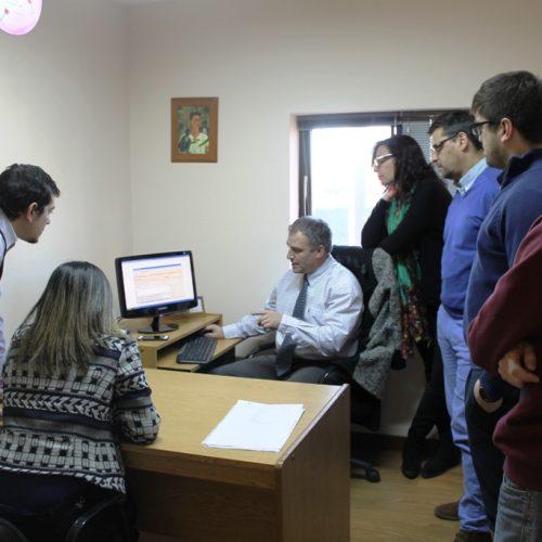 La Dirección Pericial recibió capacitación de actualización sobre el Sistema Integral de Gestión de Expedientes