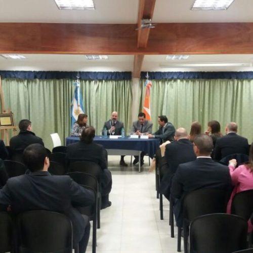 Ushuaia fue sede de las XIV Jornadas Nacionales de Jóvenes Administrativistas
