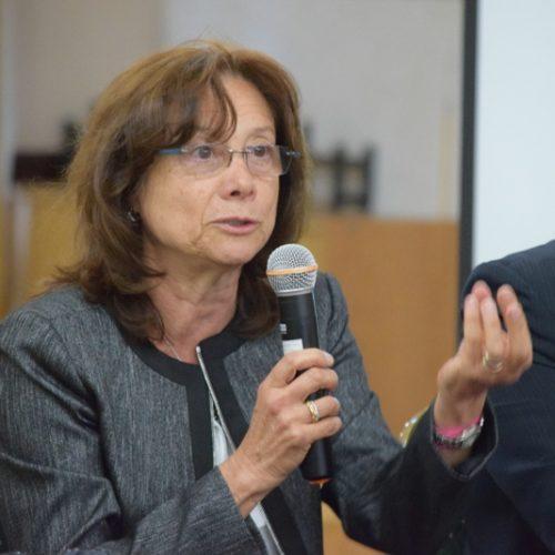 La Doctora Battaini integra la delegación de Tierra del Fuego que viajó a Naciones Unidas
