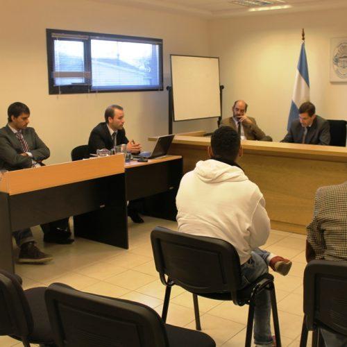 En Río Grande condenan al autor del delito de lesiones leves