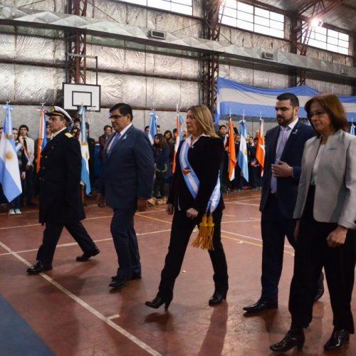 El Superior Tribunal de Justicia adhirió a festejos por el bicentenario de la Independencia Argentina en Ushuaia