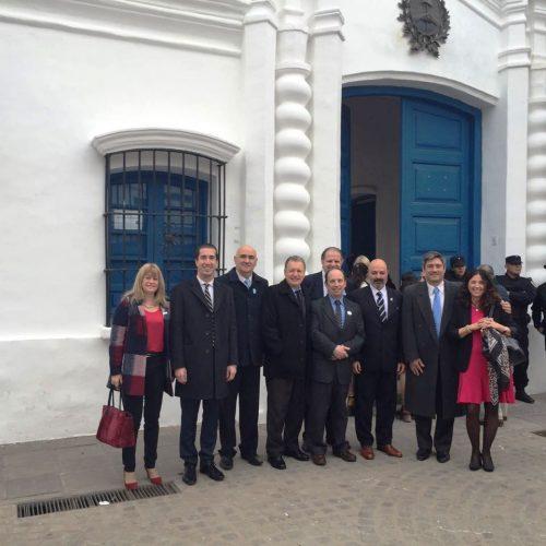 Homenaje de la Justicia Argentina en el Bicentenario de la Independencia