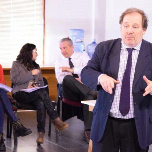 Integrantes del Centro de Planificación Estratégica de Buenos Aires visitarán Tierra del Fuego