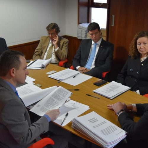 Entrevistaron a postulantes a Juez Electoral en el Consejo de la Magistratura