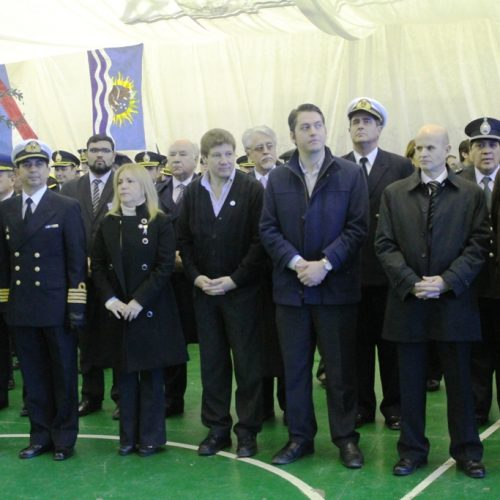 El Poder Judicial participó del acto en conmemoración al Bicentenario de la independencia argentina en Río Grande