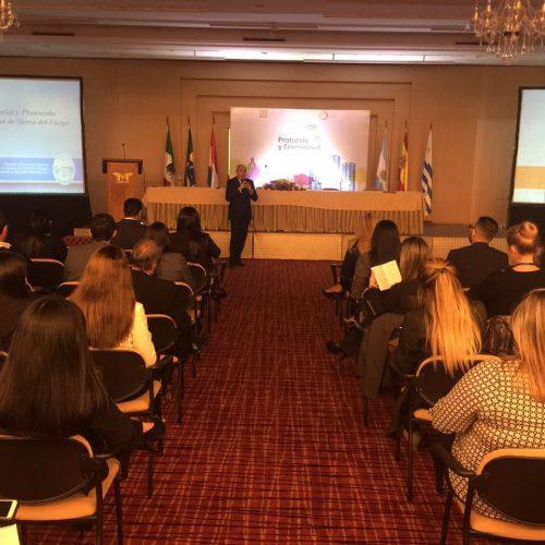 Ushuaia será sede del XII Encuentro de Ceremonial y Protocolo de los Poderes Judiciales y C.A.B.A.