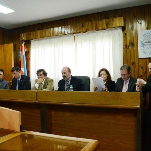 Entrevistarán a postulantes a Jueces de Instrucción Nº 2 y de Tribunal de Juicio en Río Grande