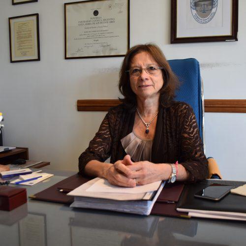 La Doctora Battaini expondrá en las IX Jornadas de Derecho Judicial