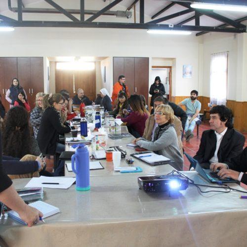 La Red Comunitaria de Tolhuin realizará el cuarto encuentro de Mesa de Redes