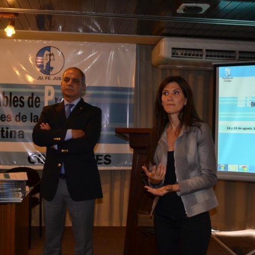 Las áreas de Comunicación de los Poderes Judiciales del país se reunieron en Corrientes