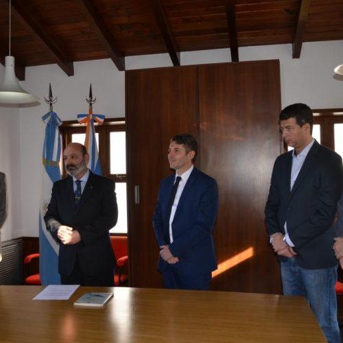 El Consejo de la Magistratura tomó juramento al represente del Poder Ejecutivo Provincial