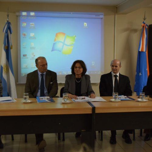 La Asociación de Mujeres Jueces de la Argentina capacitó a Funcionarios del Poder Judicial