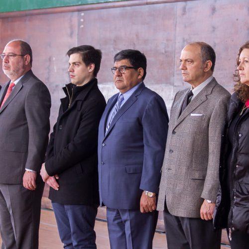 El vicepresidente del Superior Tribunal de Justicia participó del acto por el Día del Inmigrante