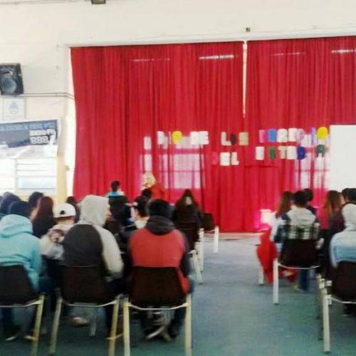 El Ministerio Pupilar del Poder Judicial promueve acciones de concientización sobre las serenatas estudiantiles