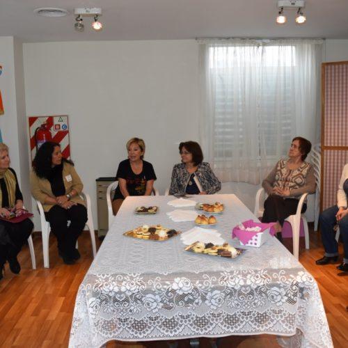 Se realizó la tercera reunión interinstitucional de las Mujeres de Paz locales