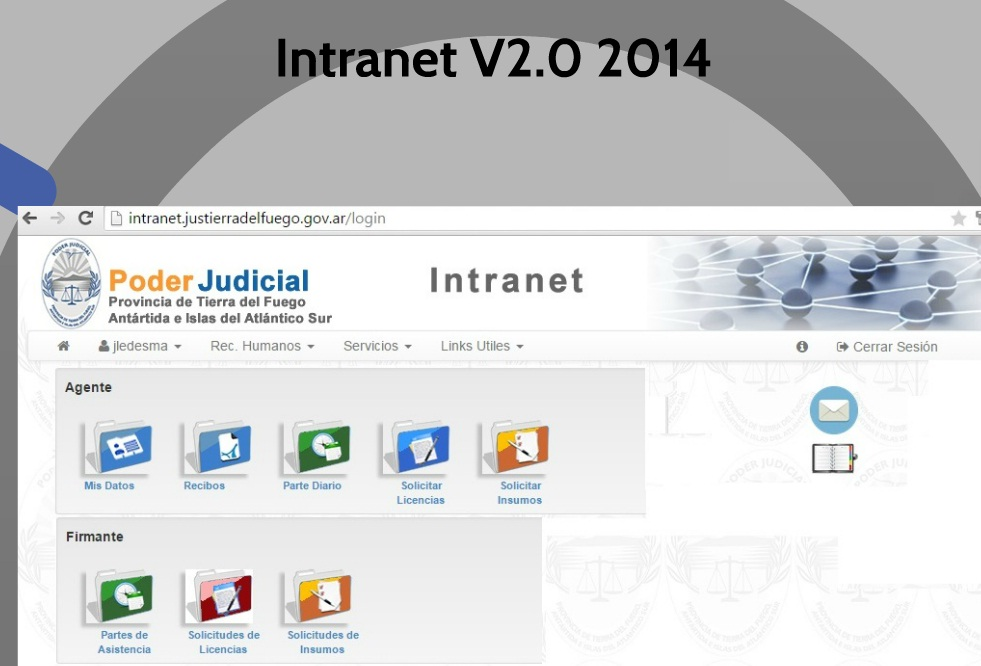 Intranet V 2.0