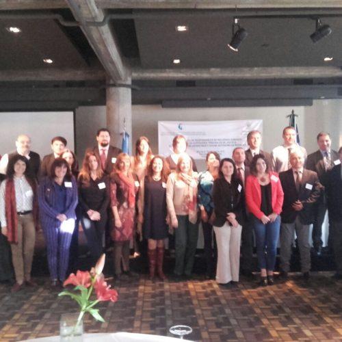 Participan de Jornada de Recursos Humanos de los Poderes Judiciales en Bariloche.