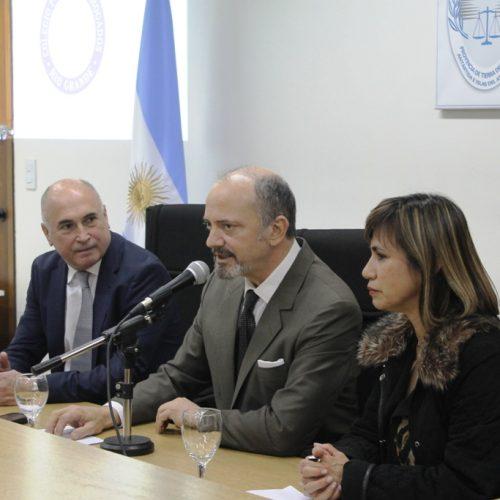 """El Vicepresidente del Superior Tribunal de Justicia participó de la jornada """"Reparación Histórica de la ANSES"""""""