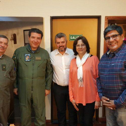 La Doctora Battaini participó del aniversario 47 de la Base Marambio en la Antártida