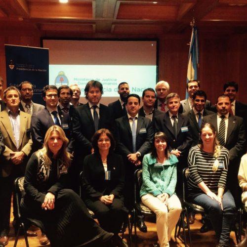 El Poder Judicial de Tierra del Fuego presente en Talleres de Ciberdelito en Bariloche