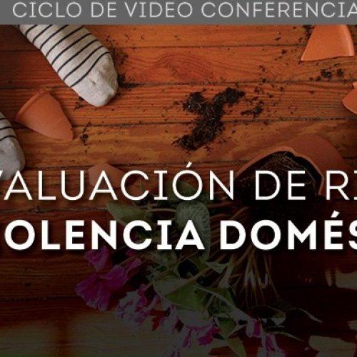 """Realizarán una videoconferencia sobre """"La evaluación de riesgo en la violencia doméstica"""""""